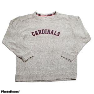 Victoria's Secret L Cardinals Terry Sweatshirt